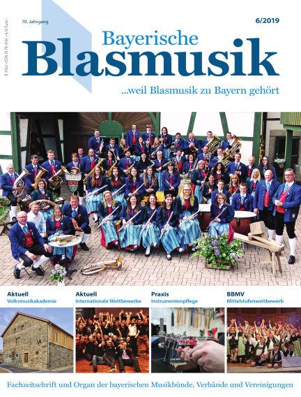 Bayerische Blasmusik June 05, 2019 00:00