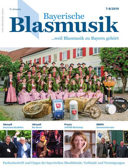 Bayerische Blasmusik July 05, 2019 00:00