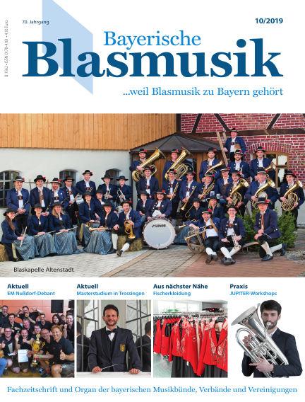 Bayerische Blasmusik October 07, 2019 00:00