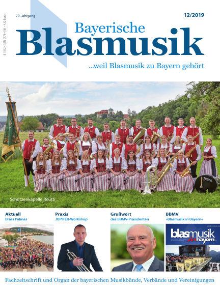 Bayerische Blasmusik December 05, 2019 00:00