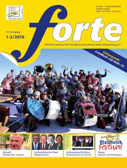 Forte January 01, 2016 00:00