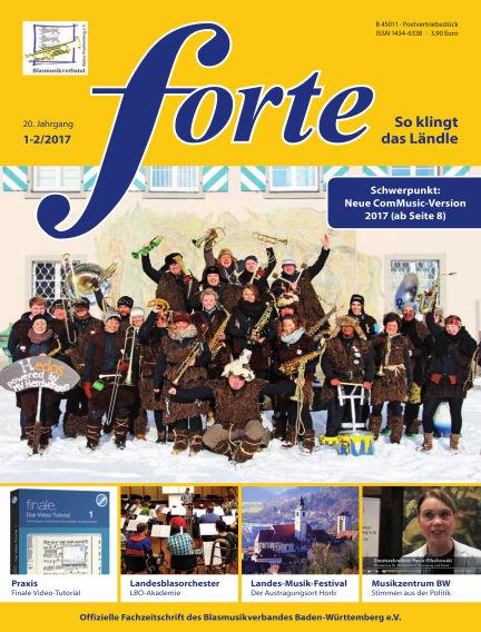 Forte January 01, 2017 00:00