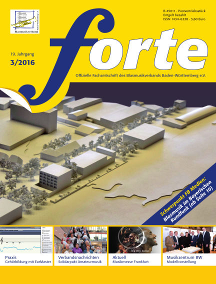 Forte March 01, 2016 00:00