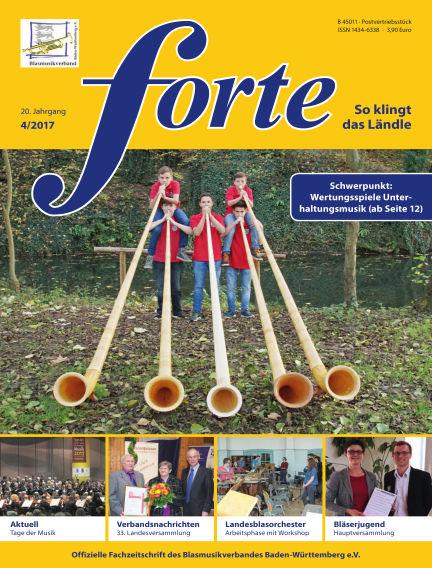 Forte April 01, 2017 00:00