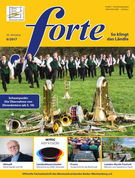 Forte June 01, 2017 00:00