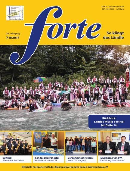 Forte July 01, 2017 00:00