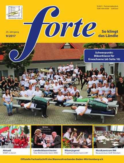 Forte September 01, 2017 00:00