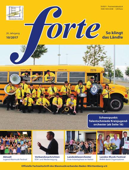 Forte October 01, 2017 00:00