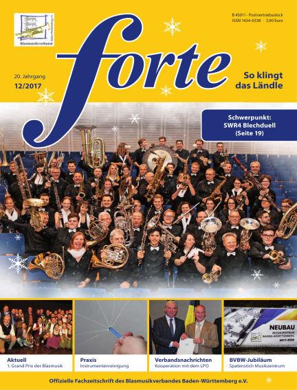 Forte December 01, 2017 00:00