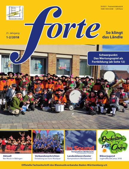 Forte February 21, 2018 00:00
