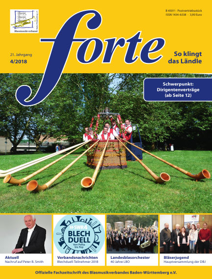 Forte April 12, 2018 00:00