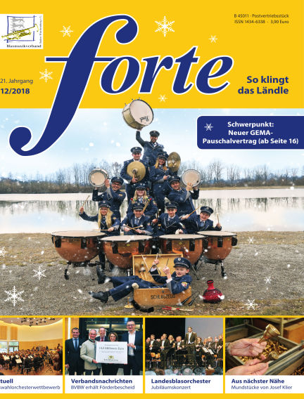 Forte December 12, 2018 00:00
