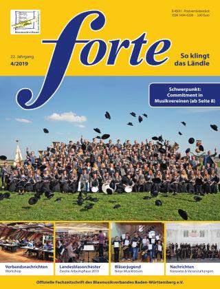 Forte 4-2019