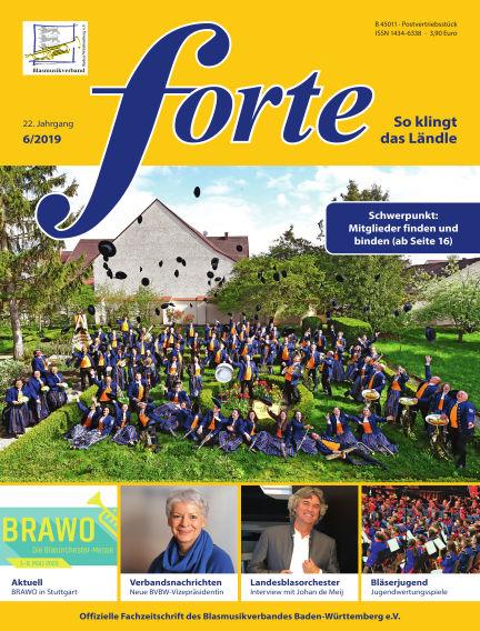 Forte June 12, 2019 00:00