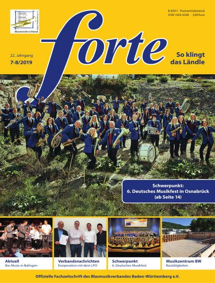 Forte July 12, 2019 00:00