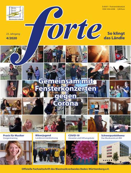 Forte April 14, 2020 00:00