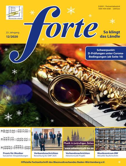 Forte December 11, 2020 00:00