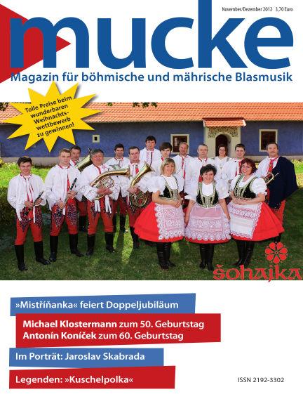 mucke October 01, 2012 00:00