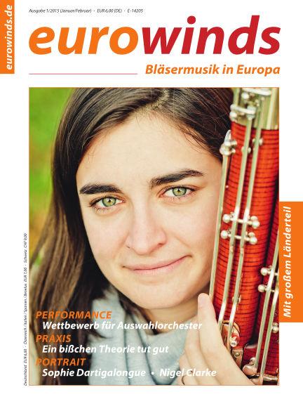 eurowinds January 01, 2015 00:00
