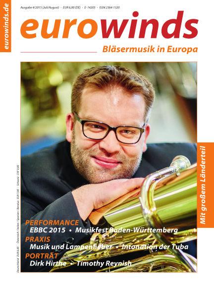 eurowinds April 01, 2015 00:00