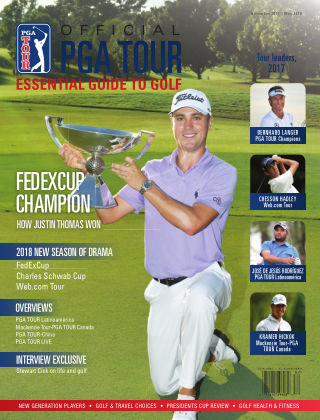 PGA TOUR Essential Guide to Golf 2017/2018 Part 1