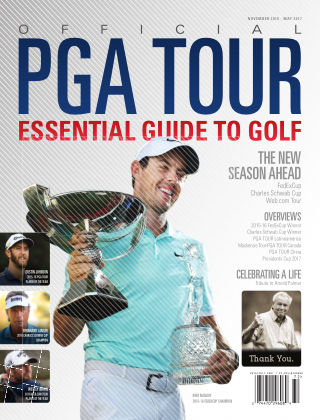 PGA TOUR Essential Guide to Golf 2016/17 Part 1