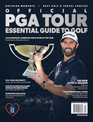 PGA TOUR Essential Guide to Golf 2020-2021 Part 1