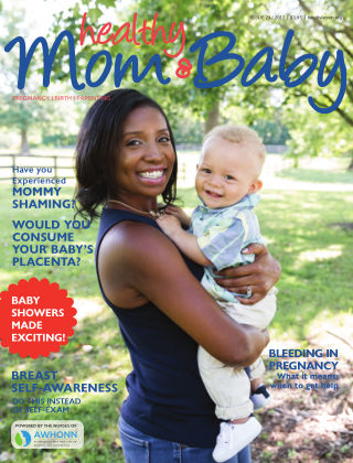 Healthy Mom & Baby Issue 23