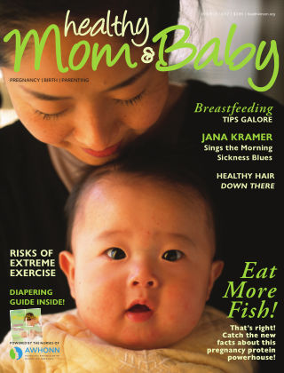 Healthy Mom & Baby Issue 22