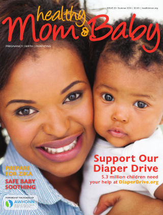 Healthy Mom & Baby Issue 20