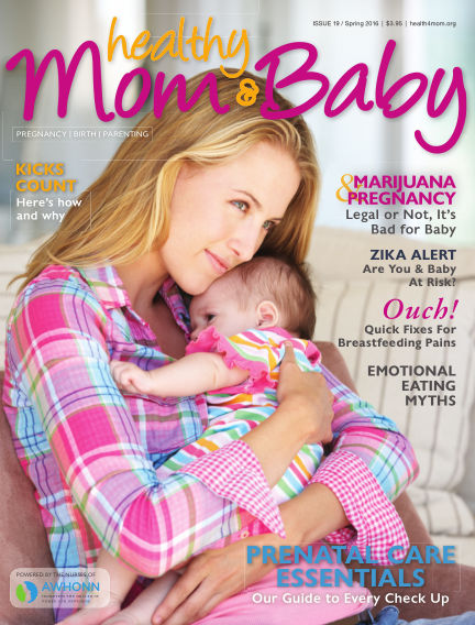 Healthy Mom & Baby March 10, 2016 00:00