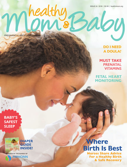 Healthy Mom & Baby June 14, 2018 00:00