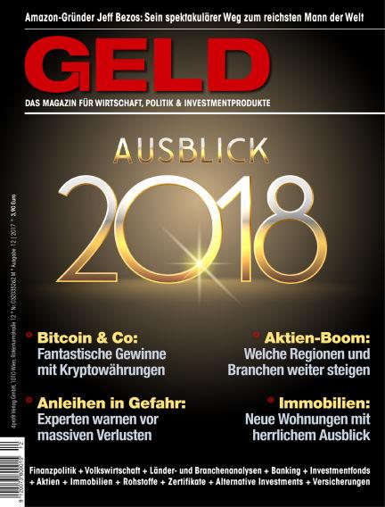 GELD-Magazin February 03, 2018 00:00