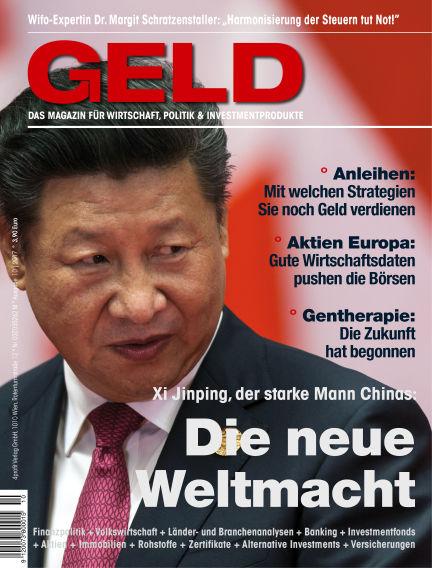 GELD-Magazin October 12, 2017 00:00
