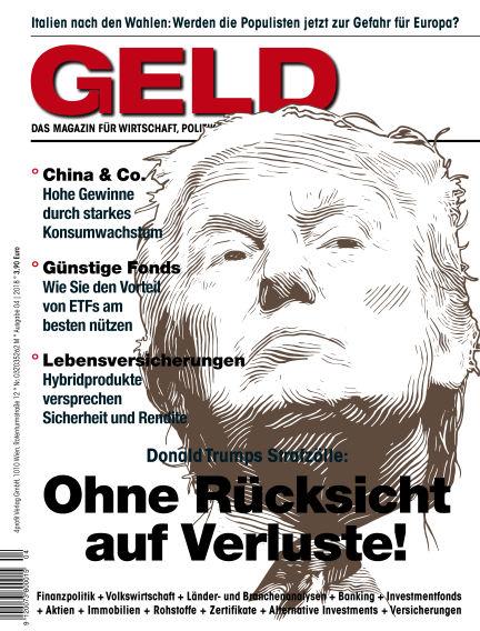 GELD-Magazin April 12, 2018 00:00