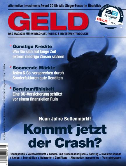 GELD-Magazin May 11, 2018 00:00