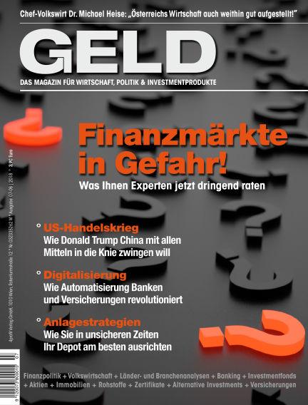 GELD-Magazin July 12, 2018 00:00