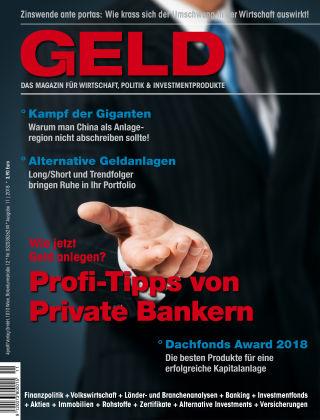 GELD-Magazin 11-2018