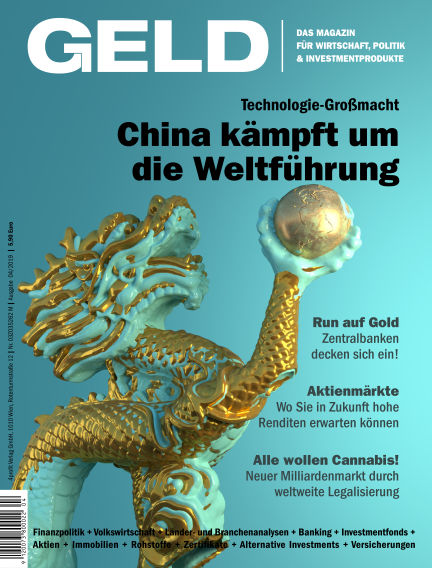 GELD-Magazin April 15, 2019 00:00