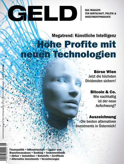 GELD-Magazin May 13, 2019 00:00