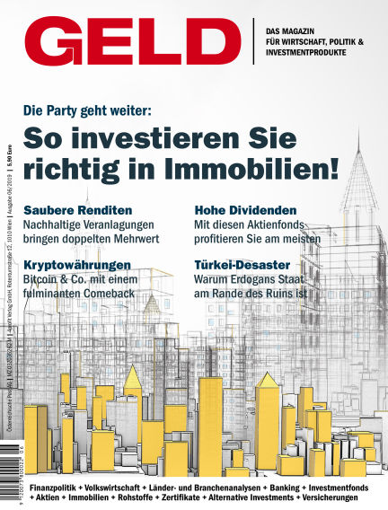 GELD-Magazin June 14, 2019 00:00
