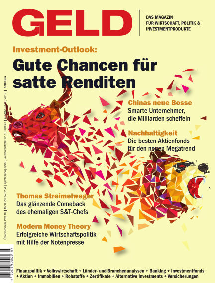 GELD-Magazin July 11, 2019 00:00