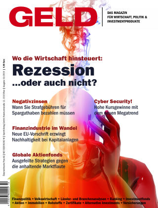 GELD-Magazin 10_2019