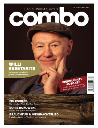 combo – das Musikmagazin N° 02/17