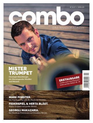 combo – das Musikmagazin N° 01/17