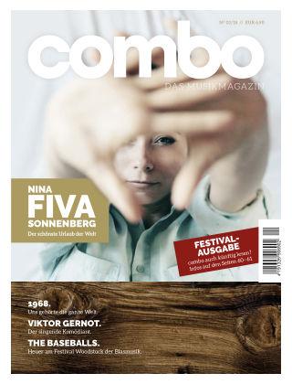 combo – das Musikmagazin N° 01/18