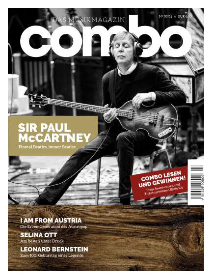 combo – das Musikmagazin December 07, 2018 00:00