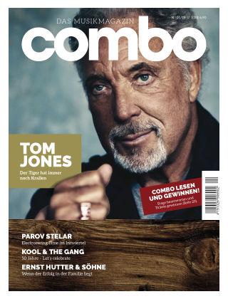 combo – das Musikmagazin N° 01/19