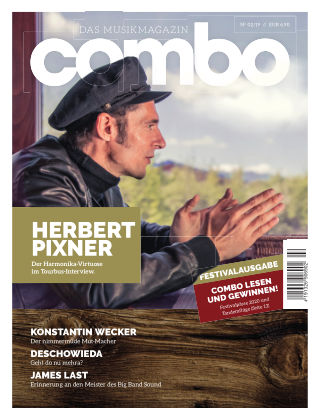 combo – das Musikmagazin N° 02/19