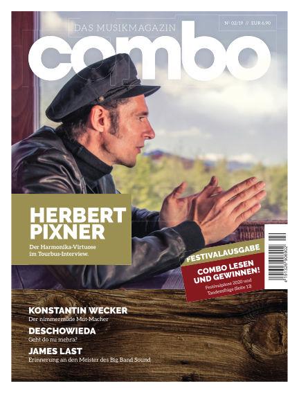 combo – das Musikmagazin